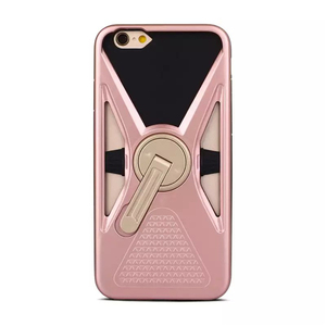 Fashion 360 Degree Rotating Kickstand Shockproof Case Cover For iPhone 6 6s