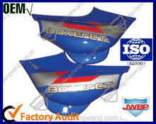 Motorcycle Body Parts Plastic Side Cover Set Bajaj CT100