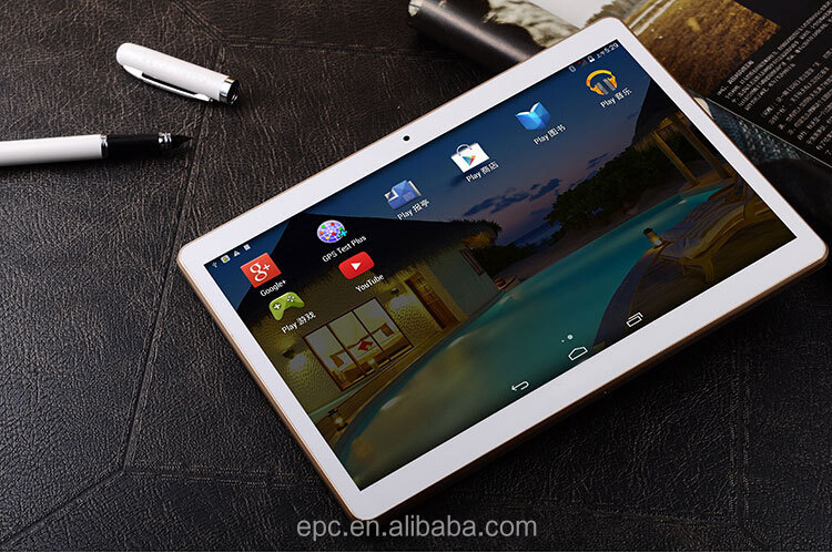 Factory Wholesale Quad Core Tablet PC, 9.6 inch IPS Tablet PC Newest in Market