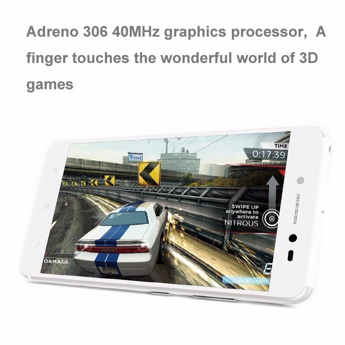 "2016 Original Lenovo S60 S60W S60-W 4G LTE phones Snapdragon 410 2GB/8GB 64bit Quad Core 5.0""1280x720 Android 4.4 13.0MP"