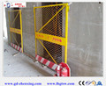 Alibaba supplier wholesale powder-coating construction elevator door ZX-DTM03