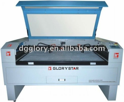 Best-seller Co2 Double Heads Laser Engraving /Cutting Machine