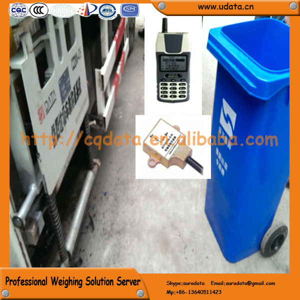 DATA CZ200 Loader Weighing System Garbage Back-loaded Compaction Garbage Handlers Vehicle-Mounted Wheel Loader Weighing Systems
