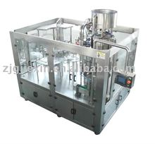 Complete Production Line of Purified water filling machine (CGF Series)