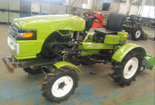 15HP 18HP 4WD Agriculture Machinery Equipment Mini Tractor For Sale