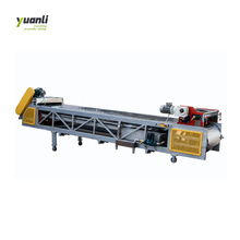 Powder Coating Processing Machine Water-Cooled Cooling Belt