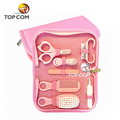 Baby Healthcare And Grooming Kit,Baby Nail Clippers with Scissors, File and Safety Grooming Tips