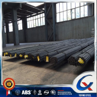 steel rebar/rebar steel/ rebar from China hot rolled rabar price