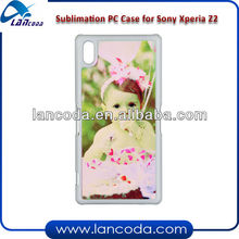 Printable Sublimation Phone Case for Sony Xperia Z2 L50W
