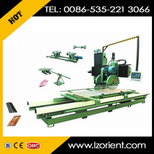 OMC-DDQ1000 process curving marble granite panel cutting machine price