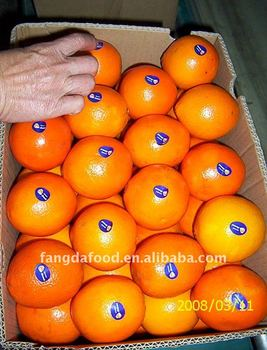 88 size chinese locan orange