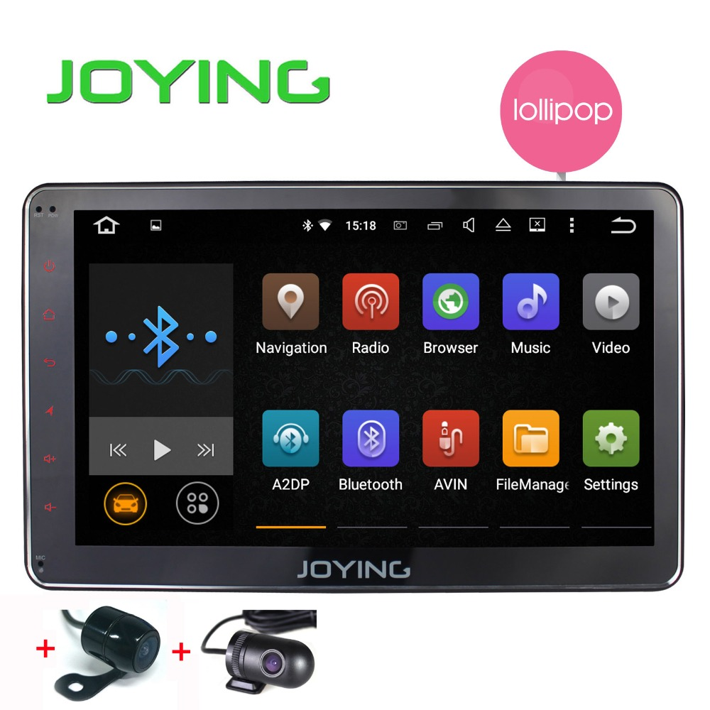 10.1inch Quad core 2 din android 5.1.1 2din New Car Radio Double Car DVD Player GPS Navigation In dash Car