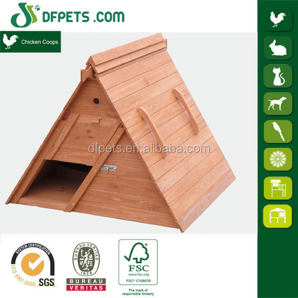 DFPets DFC024 Samll Chicken Coop With Easy DIY