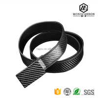 2017 Newest Design Charm Wholesale in China Carbon Fiber Mens Belts Genuine Leather Famous Brand