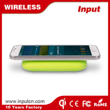 2016 wireless power bank China supplier directly wireless charger power bank for meizu m2 note
