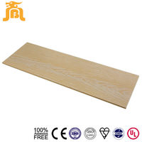 Apricot color Tiny house wall decoration Fiber cement board siding