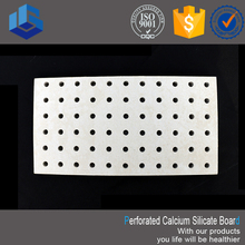 Perforated Calcium Silicate Board Circular Hole