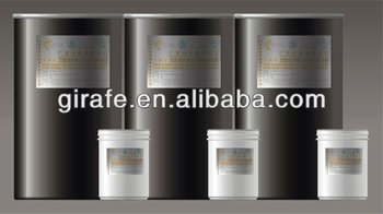 Girafe plural components silicone Sealant for insulating glass assembly