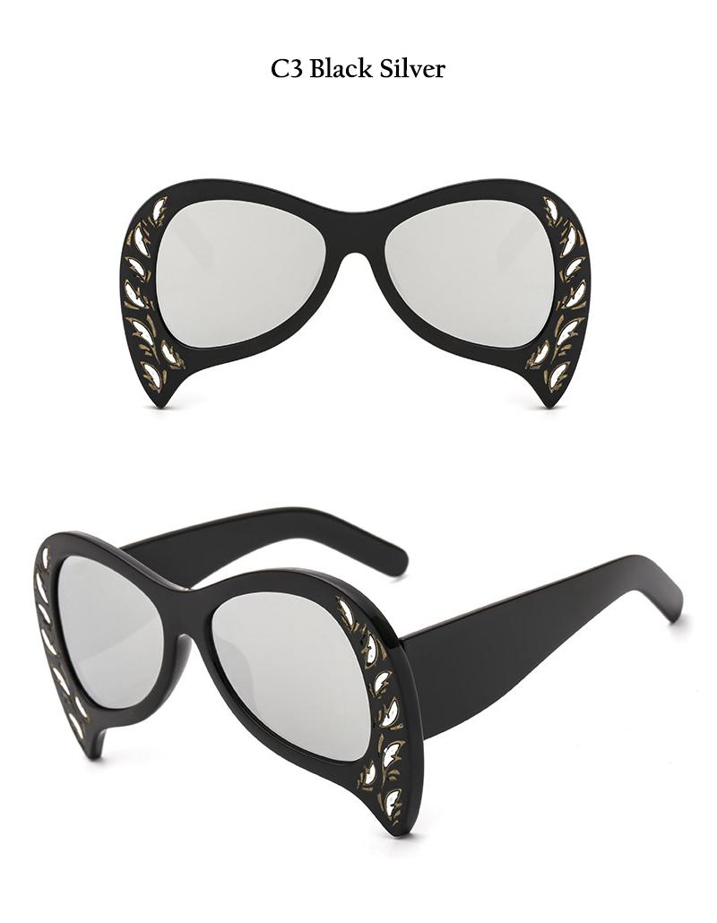 Rimless Cat Eye Sunglasses (12)