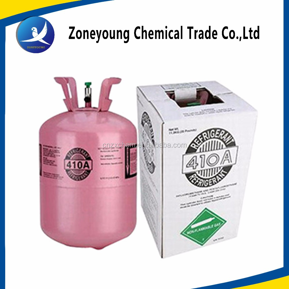 R134a,R22a,R32, R410a mixed refrigerant gas sales by manufactory