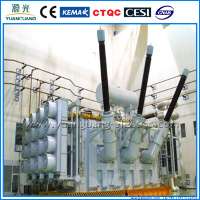 110KV On load electrical current power transformer