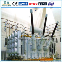 On load electrical current power transformer