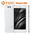 Original Xiaomi Mi 6 mobile phone Snapdragon 835 Octa Core 4/6GB 64GB 5.15inches Camera 12.0MP