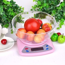 Kitchen use measuring liquid volume, weight, temperature electronic healthy scale