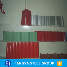 free samples ! thin corrugated steel sheet roofing sheet supplies metal roof