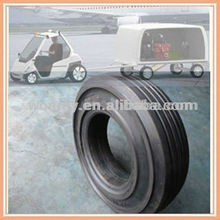 350*100 solid trailer tires with low price, solid tires for writgen milling machine