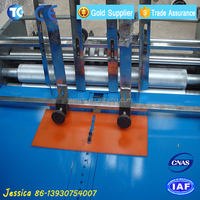 High speed carton clapboard partition automatic leaving board machine