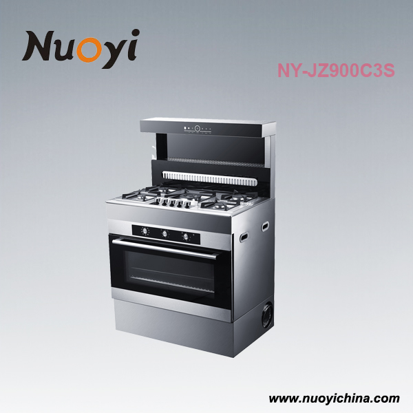 Luxury free standing commerical kitchen equipment gas for Luxury oven