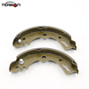 Factory directly sale cast iron brake shoes manufacturing process
