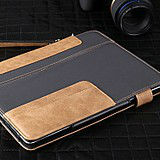 manufacture custom jean skin smart cover for ipad pro,leather stand case for ipad pro