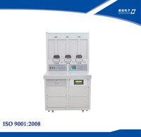HS6303 3Position Three Phase Energy Meter Test Bench