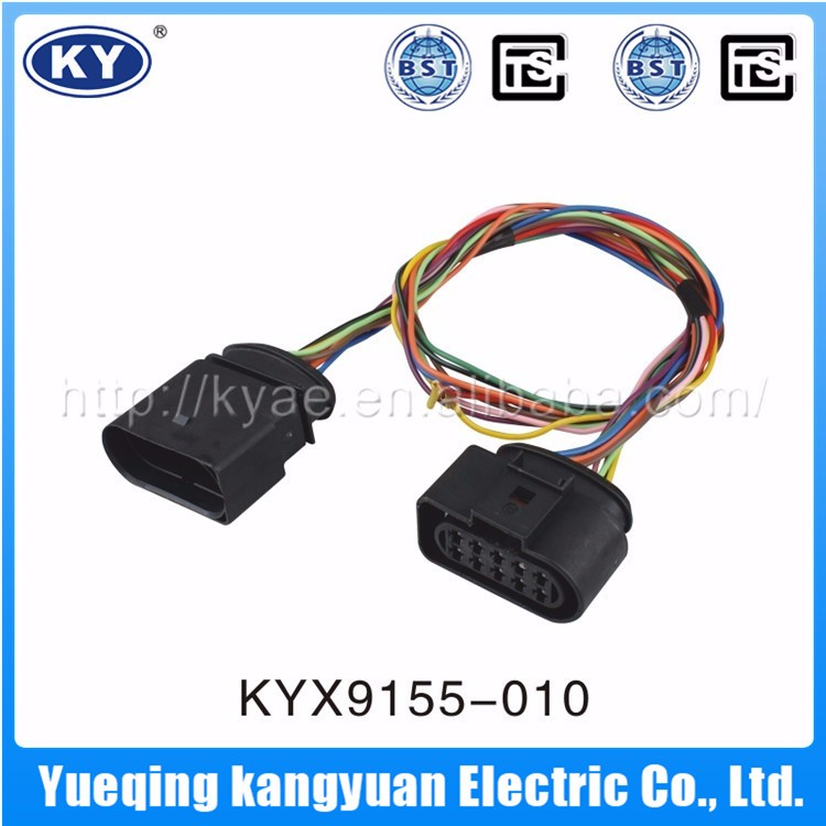 Automotive Connector Wire Harness