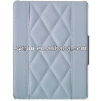 For ipad case (smart cover, with strong magnetic, wake/sleep function)