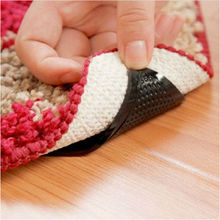2014 Hot selling Eco-friendly rug gripper anti-slip underlay stick carpet ruggies