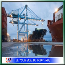 hanjin container tracking from china to Czech