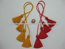 Small Mini Tassels for Wedding Invite, Greeting Cards and Art and Crafts