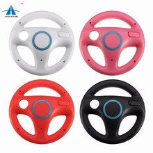 Plastic racing steering wheel for Nintendo for wii
