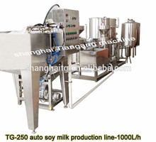 TG-250 Soy milk / tofu machine Soybean Production Line