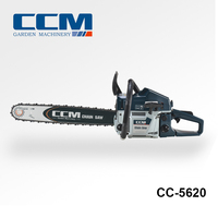 stone chain saw 52cc gas/petrol chainsaw