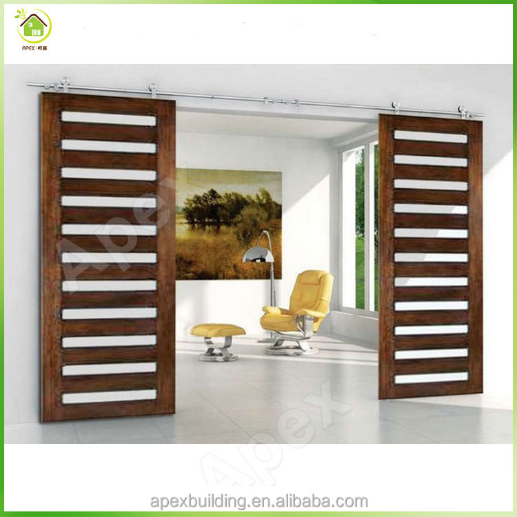 Soundproof Room Dividers Interior Balcony Sliding Glass Doors Grill