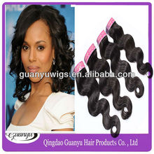 Wholesale brazilian virgin hair likes your own brand hair