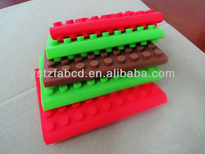 New arrival eco-friendly silicone book cover