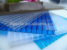 lexan tinted twin wall polycarbonate sheet