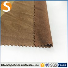 Wholesale 100%polyester ultra suede fabric