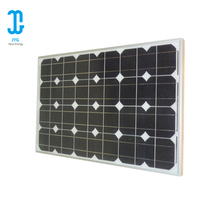 OEM manufacturer factory price 60w solar panel for camping
