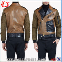 OEM Popular Autumn Products Motor Leather Jacket For Men By www.alibaba.com